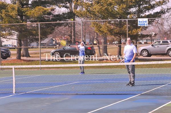 04-11-18 Sports Ayersville @ Defiance Tennis