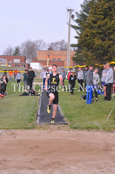 04-21-18 Sports Diller track invite @ Ayersville