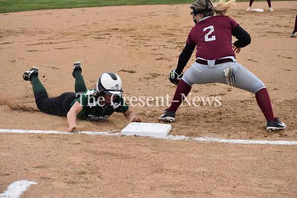 04-21-18 Sports Paulding @ Tinora SB (Kevin, Feature Shots)