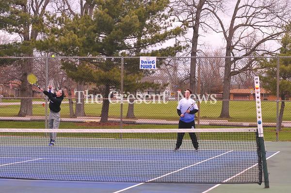 04-28-18 Sports Celina @ Defiance Tennis