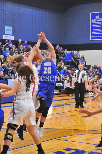 12-20-18 Sports Hicksville vs Edon GBK @ RT 49 Classic