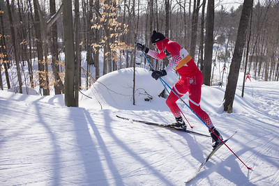 Eastern Ontario XC Ski Championships Sat. 3 Feb