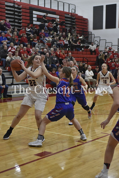 02-08-18 Sports Wayne Trace at Hicksville GBK
