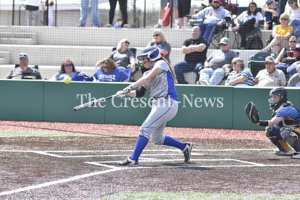 05-05-18 Sports Ayersville at Defiance SB