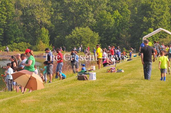 05-26-18 Sports Fishing Derby @ Boy Scout Camp