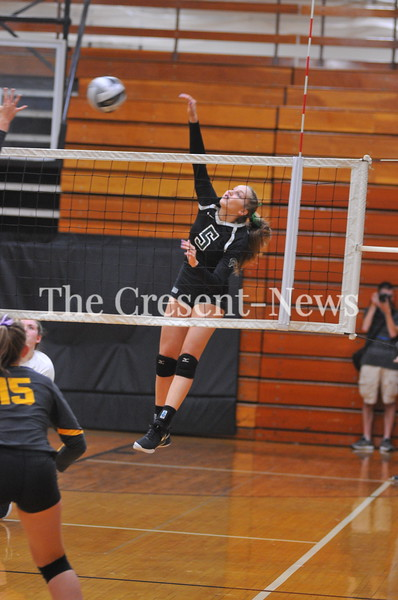 10-09-18 Sports Tinora @ Fairview Volleyball