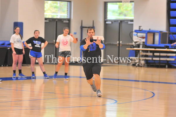 10-26-18 Sports DHS girls 1st Basketball practice