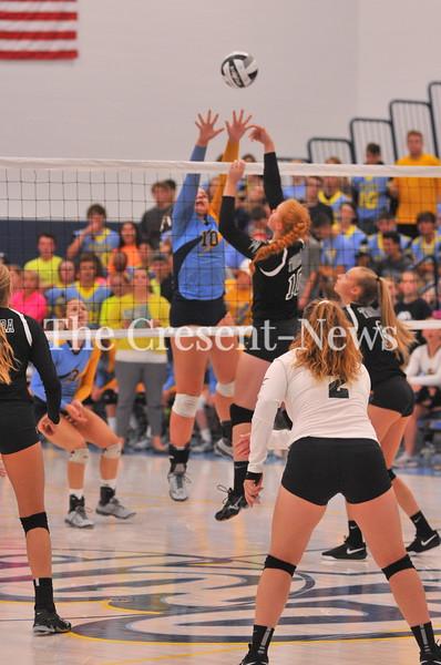 09-11-18 Sports Tinora @ Ayersville volleyball