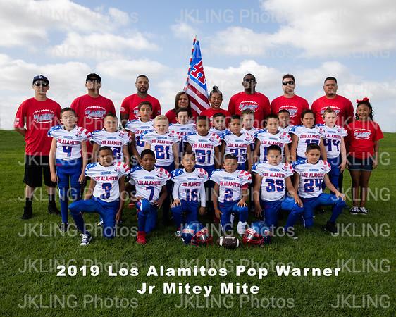Jr Mitey Mite Blue Team