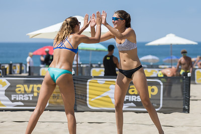 Olivia Lee and Ashley Delgado