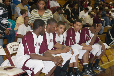 AAMU Men Basketball vs Jackson State Home