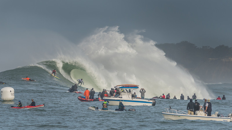 The Spectacle Of Mavericks