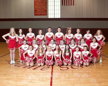 6th Grade Cheer