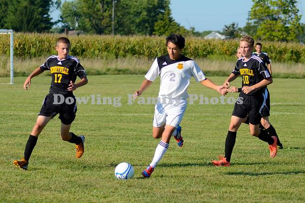 Boy Soccer 2012