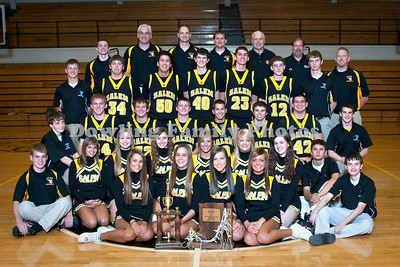 Sectional Champs Team Photo