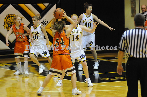 Girls Basketball 2008-09