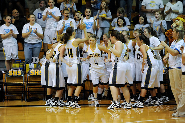Girls Basketball 2011-12
