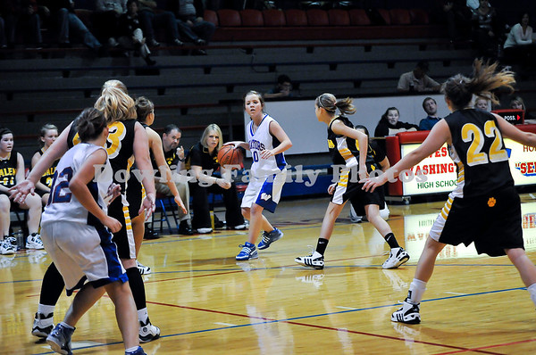 Girls basketball 2009-2010