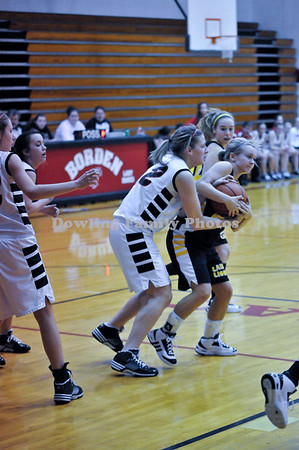 Salem Girls Top Borden