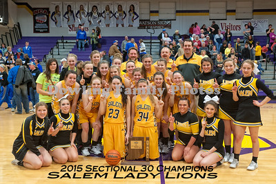 Sectional Final