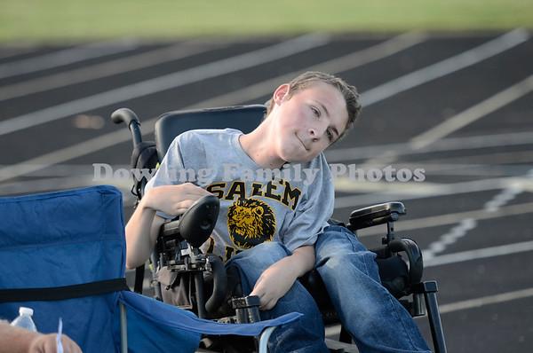 Salem Football 2012