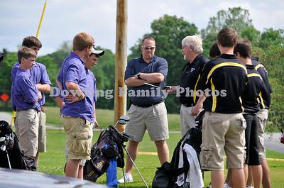 Salem Golf vs Eastern