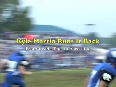 Kyle Martin Runs It Back