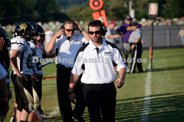 Salem Lions Football 2013