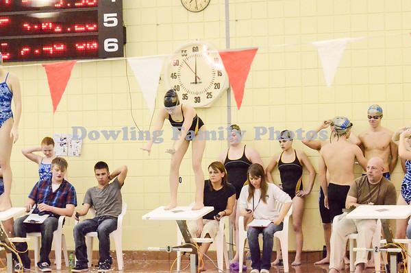 Swimming 2012-13