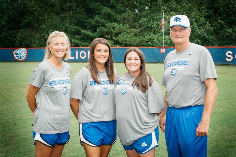 2015 Peachtree Ridge Softball