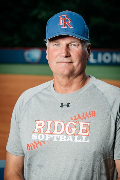 2018 Peachtree Ridge softball