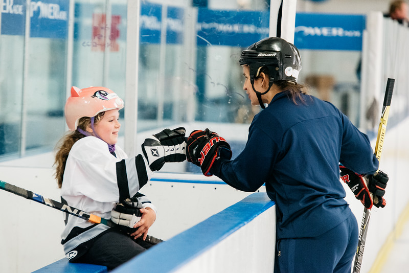04-06 5:30PM Girls Try Hockey For Free
