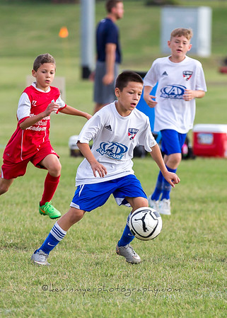 FC Dallas 06 Copa Tournament 6.13.15 Day 2