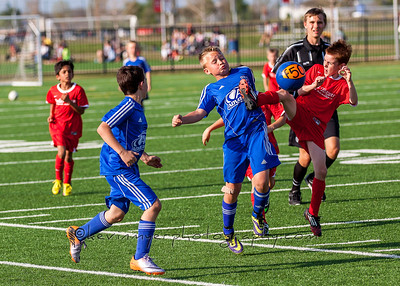 FCD vs Dallas Texans 4.11.14