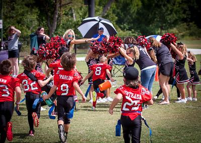 Red Raiders v Aggies 9.6.14