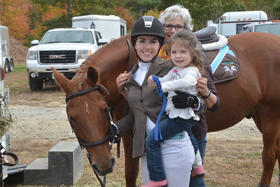 Brigitte Fall Horse Competition 2016