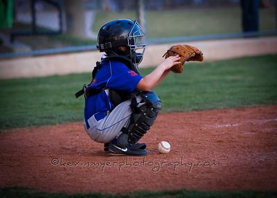 Rangers AA Baseball vs Tigers 3/27/14