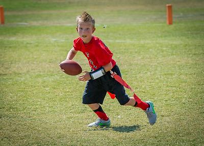 Red Raiders vs Cowboys 9.26.15