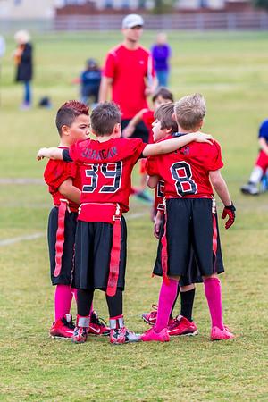 Red Raiders vs Patriots 11.1.15