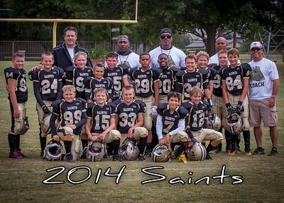 Saints 2014