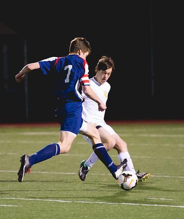 Capital HS v. Black Hills HS Boys Varsity Soccer
