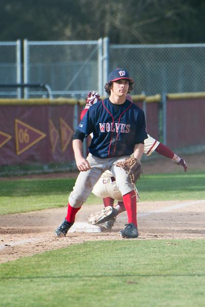 Capital HS vs. Black Hills HS Boys Varsity Baseball