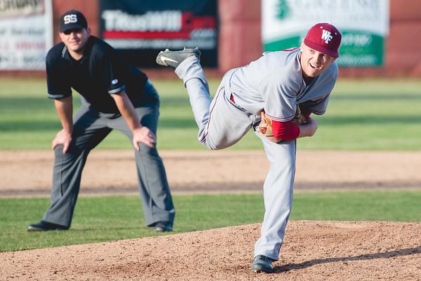 Chehalis HS v. Capital HS Boys Varsity Baseball