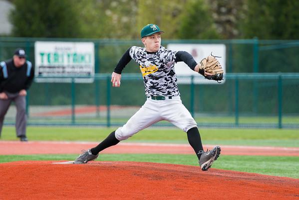 Tumwater HS v. Timberline Boys Varsity Baseball April 10, 2015