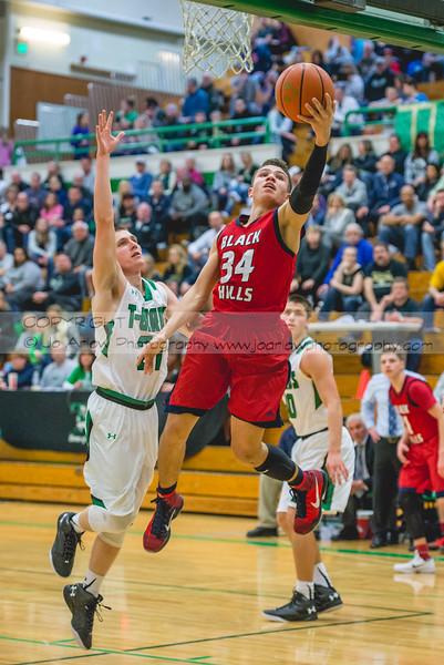 Tumwater vs. Black Hills Boys Varsity Basketball