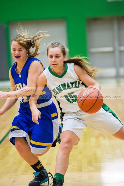 Tumwater vs. Kelso Girls JV Basketball