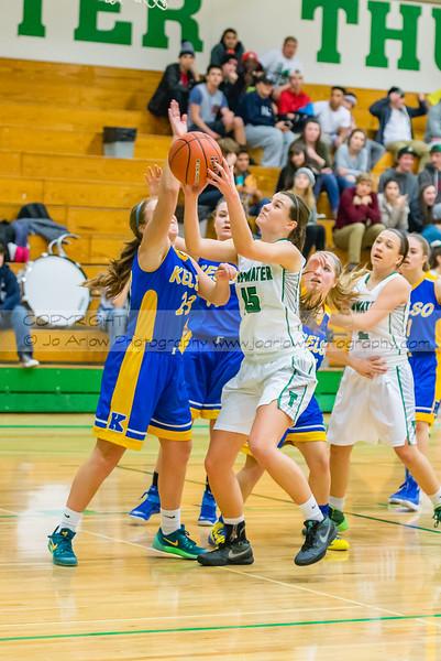 Tumwater vs Kelso Varsity Girls Basketball