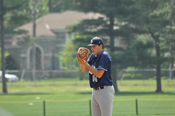 Landon (MD) vs. Georgetown Prep (MD) boys varsity baseball 05.16.15