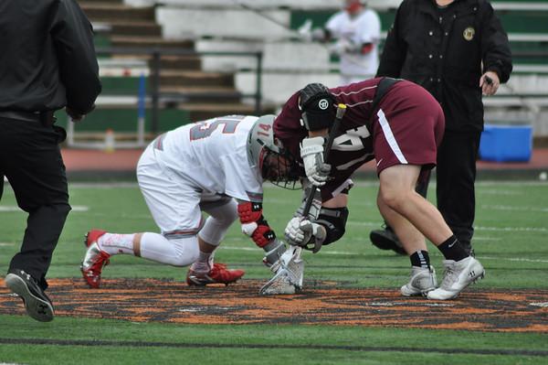 St. Johns (DC) vs. Sidwell Friends (DC) boys varsity lacrosse 03.14.15