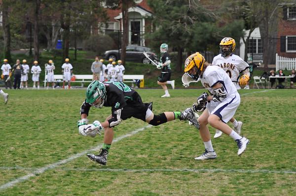 Walter Johnson (MD) at BCC (MD) boys varsity lacrosse 04.15.15
